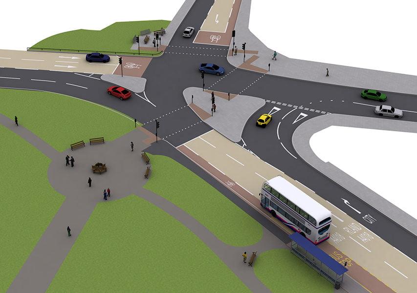 Bristol Design - 3D Junction