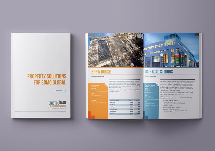 Bristol Design - Invest Bristol & Bath Property Brochure