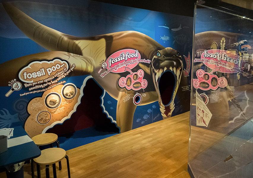 Bristol Design Pliosaurus Exhibition Photo1