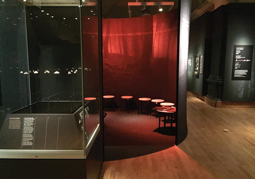 Bristol Design Warrior Treasures Exhibition-Photo5