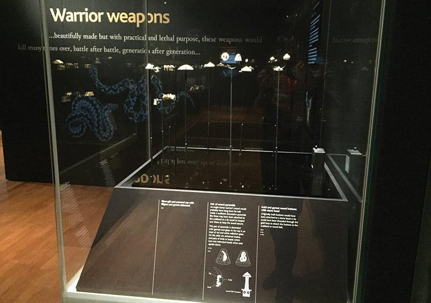 Bristol Design Warrior Treasures Exhibition-Photo6