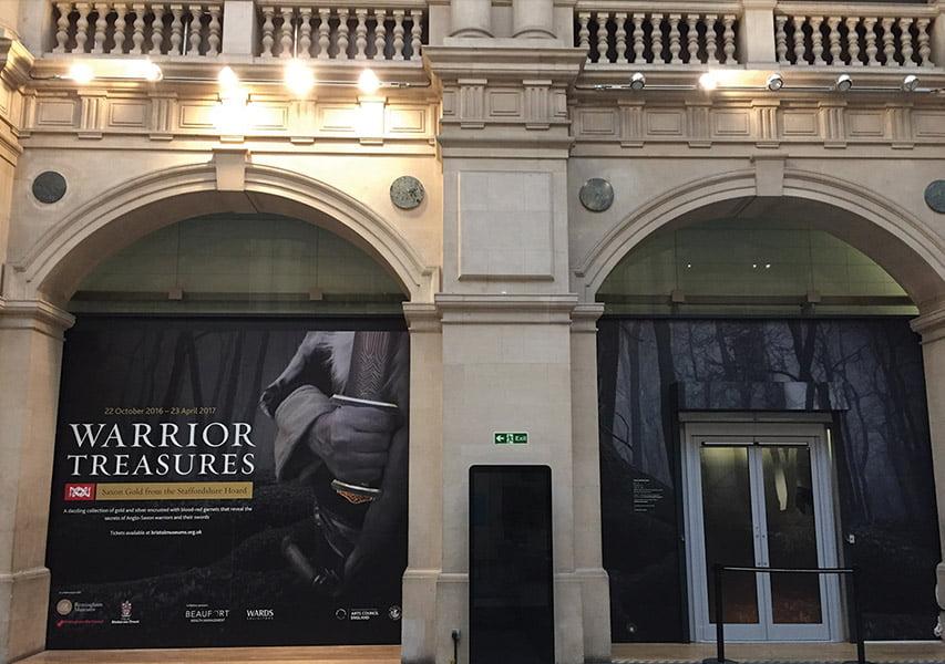 Bristol-Design Warrior Treasures Exhibition-Photo7