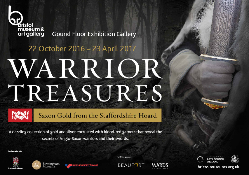Bristol Design Warrior Treasures Exhibition_default