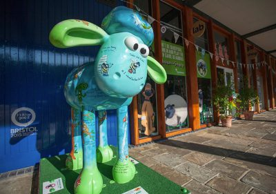 Bristol Design - Shaun the Sheep Game Launch